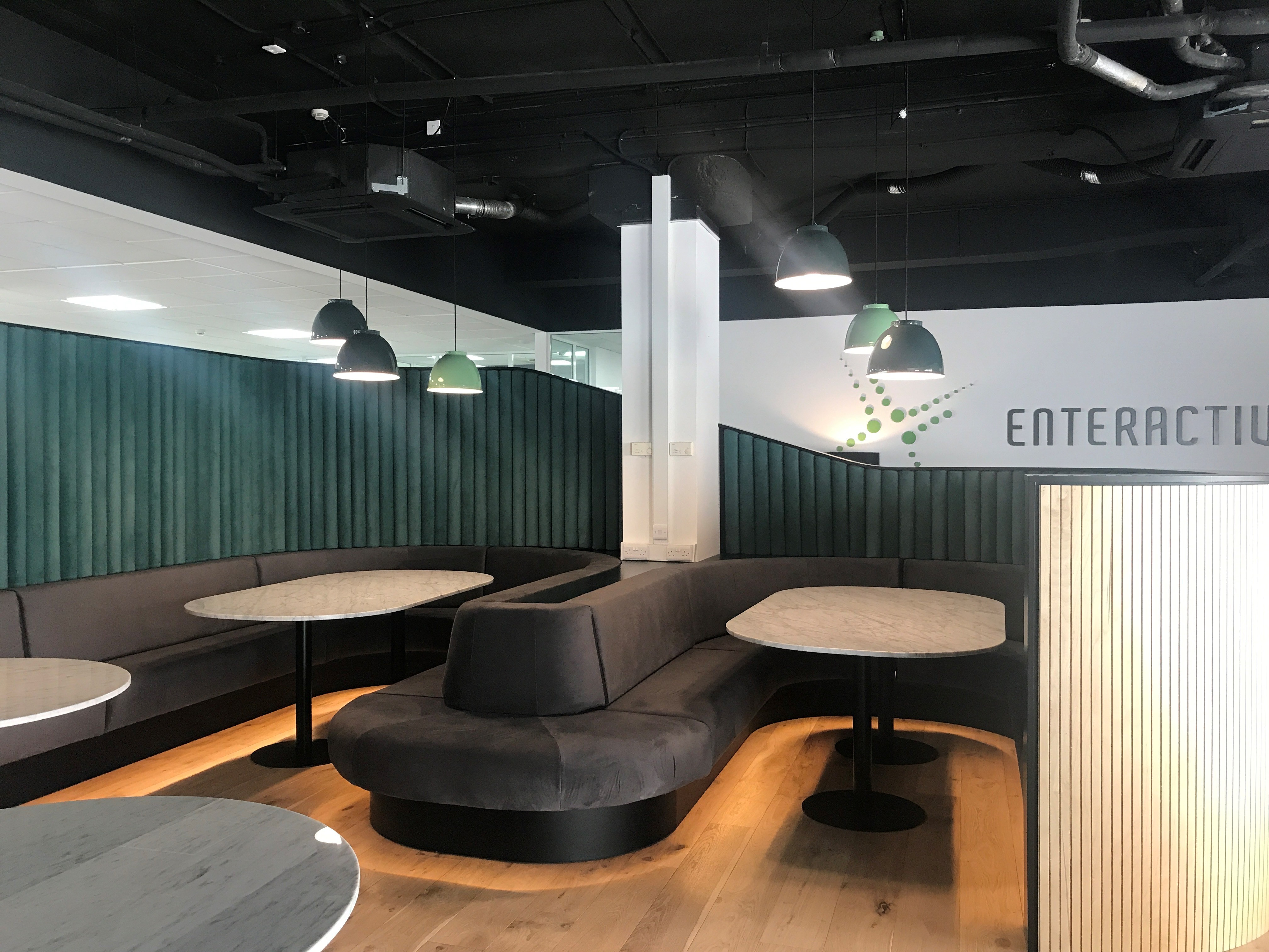 Enteractive Malta Pod Sports bar