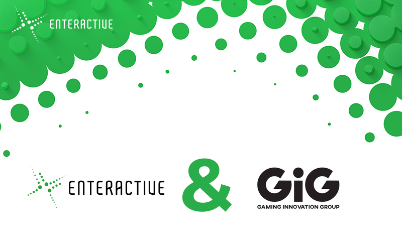 Enteractive expands partnership with Gaming Innovation Group