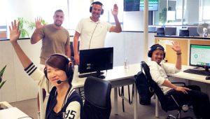 Enteractive's Japan team
