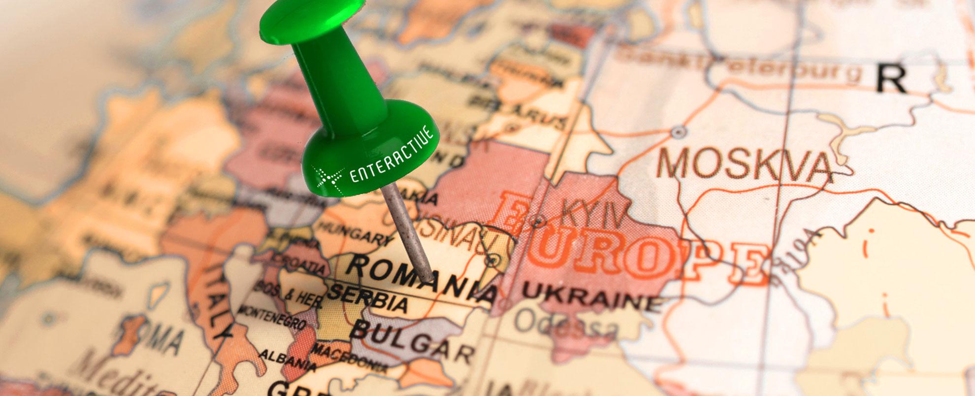 Enteractive's (Re)Activation Cloud platform lands in Romania
