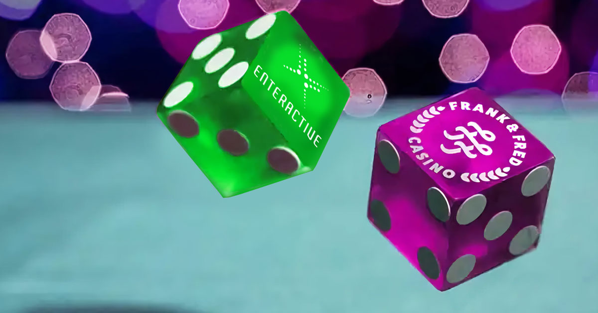 FrankFred partners with Enteractive to win back lapsed players