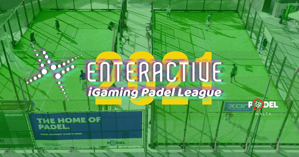 Enteractive Padel League 2021